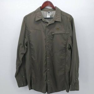 The North Face Sequoia Long Sleeve Casual Shirt
